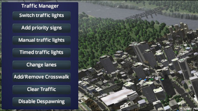 Traffic Manager Improved Ai Skymods
